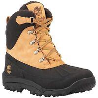 Timberland Rime Ridge 6 inch Waterproof Duck Boots Wheat Brown Style 40192