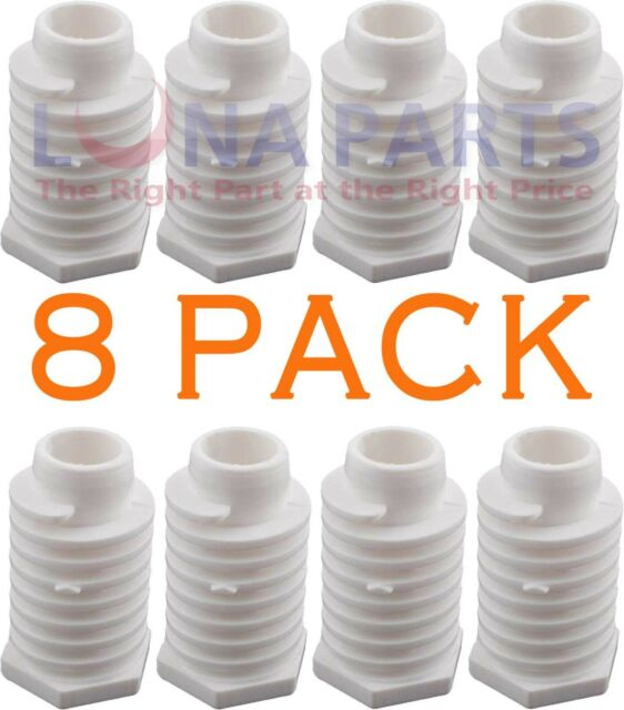 Set Dryer Leveling Feet For Roper Kenmore Washing Machine Replacement Supplies