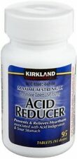 Kirkland Signature Acid Reducer Ranitidine 150 mg,MaxStrength 95 Tablet 1 Bottle