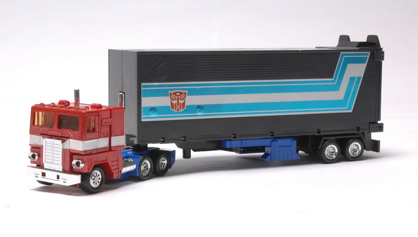 Optimus Prime G1 Collection Reissue Pearl Rot + Schwarz Transformers