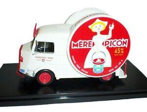 CITROEN-TYPE-H-034-MERE-PICON-034-TOUR-de-FRANCE-echelle-1-43-eme