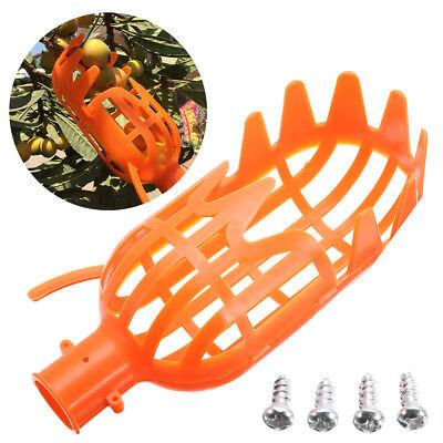 Plastic Fruit Picker without Pole Fruit Catcher Gardening Picking Tool In UK
