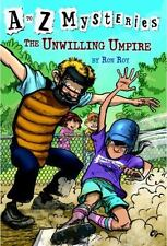 The Unwilling Umpire (A to Z Mysteries)-ExLibrary