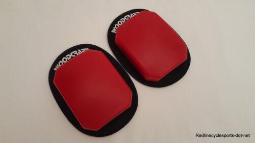 Woodcraft  Klucky Pucks knee sliders NEW RED ***IN STOCK