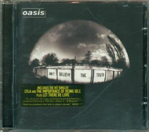 Oasis-Don-039-T-Believe-The-Truth-Cd-Eccellente