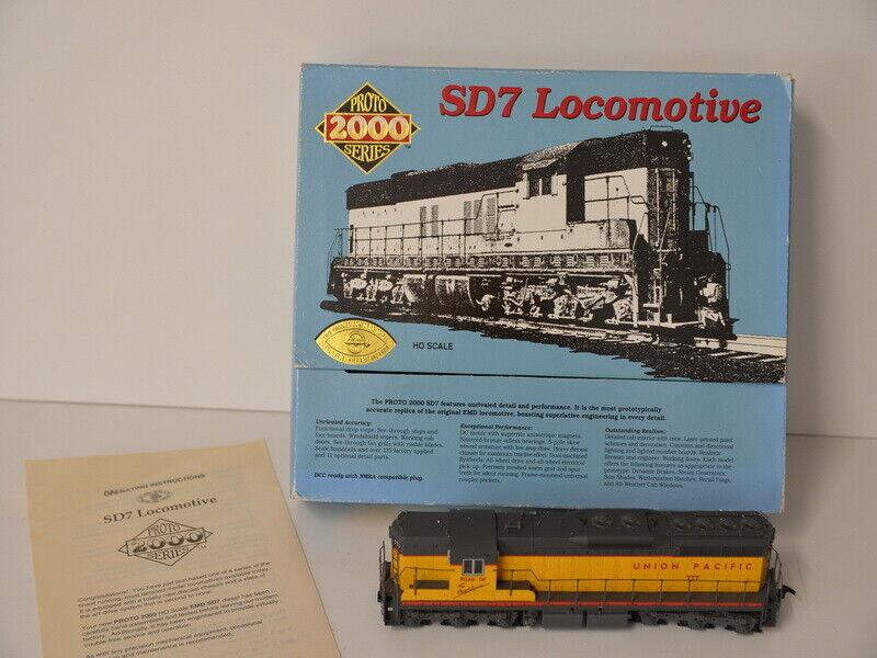 Projoo 2000 Life Like serie 8111 sd7 Locomotive diesellok Lok Union Pacific 777