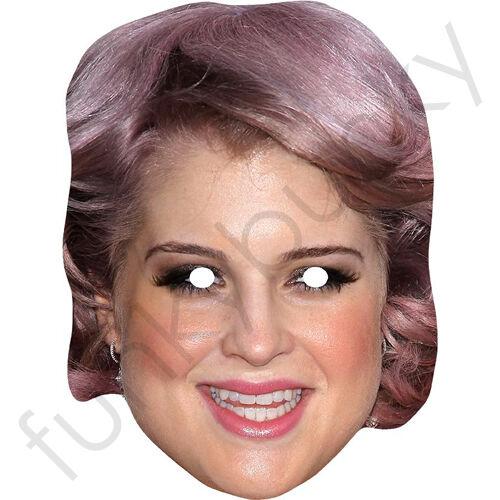 Kelly Osbourne Celebrità Maschera Carta-tutte le nostre Maschere sono pre-tagliati!