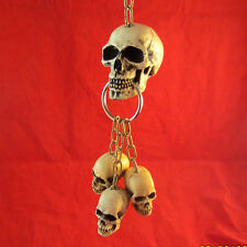 USA Made Skull Mirror Danglers Skeleton Hot Rat Rod shift knob dangler 929-D