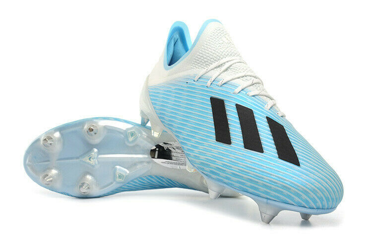 Adidas Copa Football Bottes x 19.1 SG bleu blanc Taille UK8 US8.5 EU42 Predator