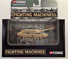 Corgi Authentic Replica Fighting Machines M1 Abrams MBT US Army CS90086  Tank