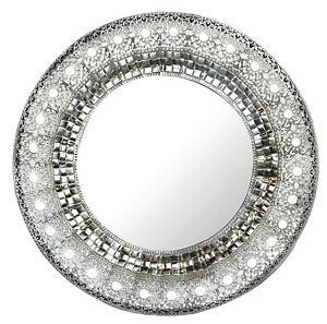 elegant with espejos con marco plateado - Espejos Plateados