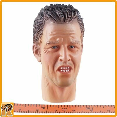 DID Action Figures Head w// Square Chin #4-1//6 Scale 60047 US Heads