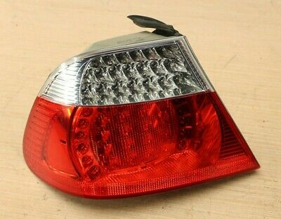 BMW E46 325Ci 330Ci M3 Coupe Left Tail Light Lamp Driver ...