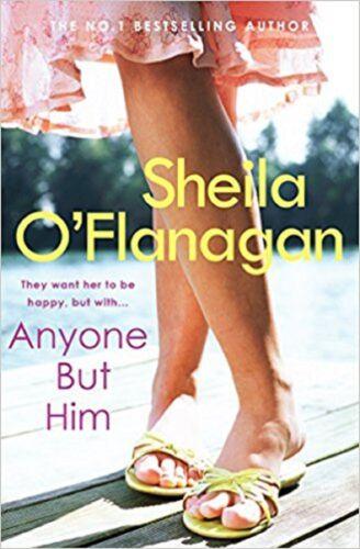 1 of 1 - Anyone But Him by Sheila O'Flanagan (Paperback)