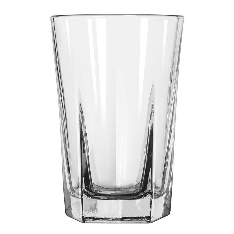 Libbey 15479 Inverness Duratuff boisson 14 oz (environ 396.89 g) - Broken cas de 35