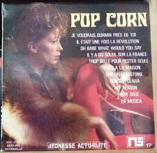 JEREMY JONES ET SON ORCHESTRE POP CORN SEXY CHEESECAKE CIGARETTE COVER FRENCH LP