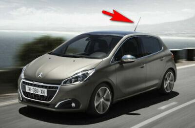Peugeot 308 Negro Caucho Repuesto Original AM//FM M/ástil De Antena Antena Para Techo Con Rosca