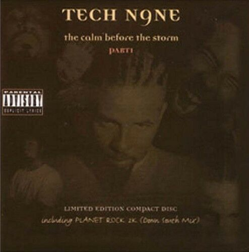 Tech N9ne - Calm Before the Storm [New CD] Explicit