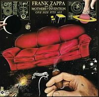 Frank Zappa - One Size Fits All [new Vinyl] on Sale