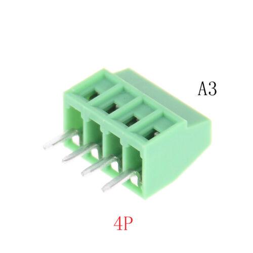 1PCS 2P-16P KF128 2.54mm PCB Universal Screw Terminal Block U/_M