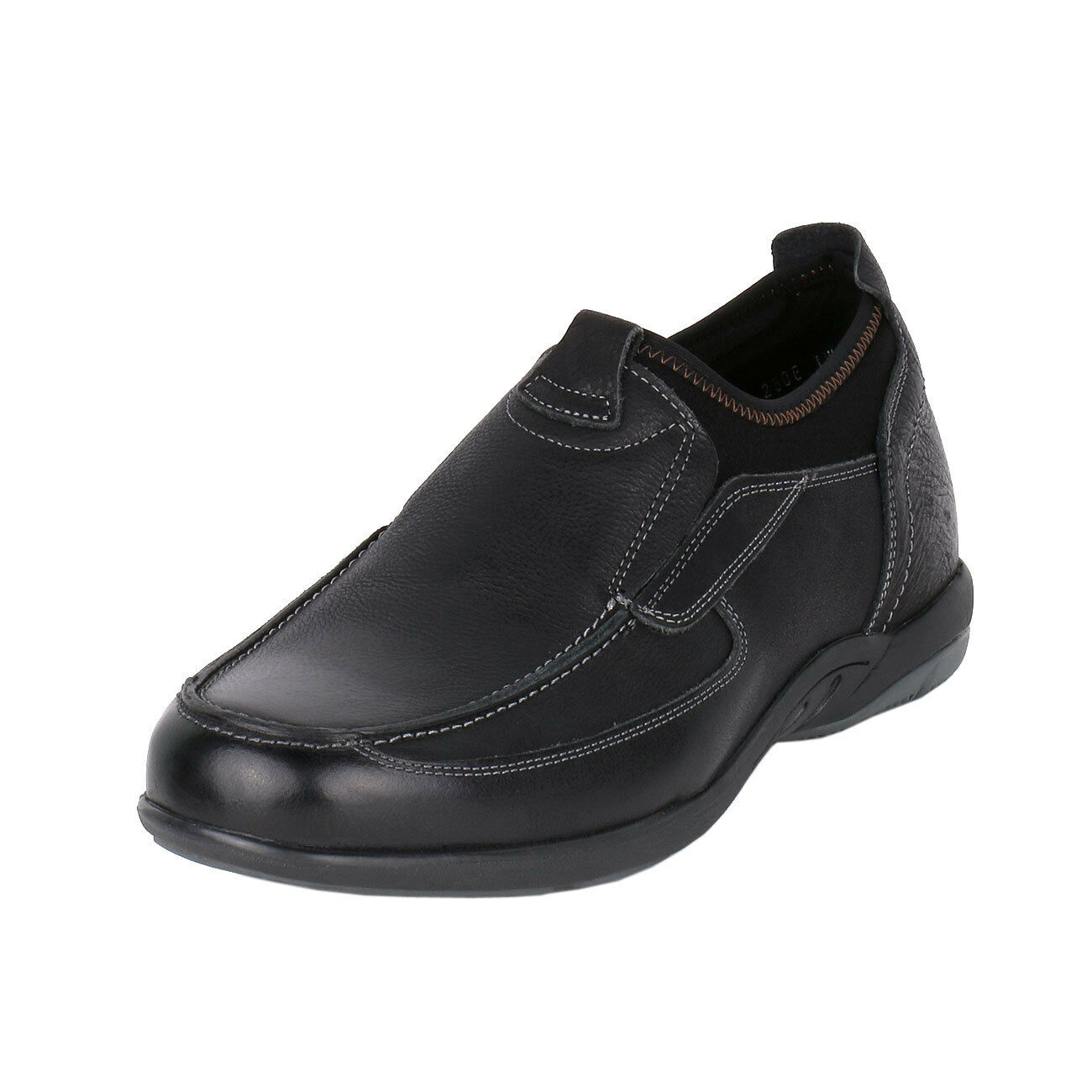 Fashion Slip-on Shoe Comfort & Versatility Height Elevation 2