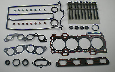 HEAD GASKET SET BOLTS FORD FIESTA Mk 6 1.4 2008-13 RTJA//B SPJA SPJC C14HDEZ VRS