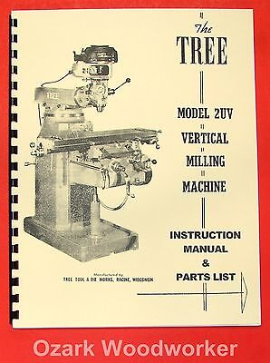 Business & Industrial TREE 2UVR Vertical Milling Machine ...