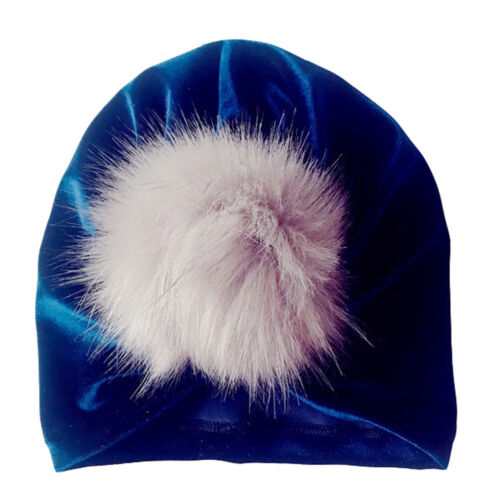 Fashion Newborn Toddler Kids Baby Boy Girl Venonat Turban Beanie Hat Headwear