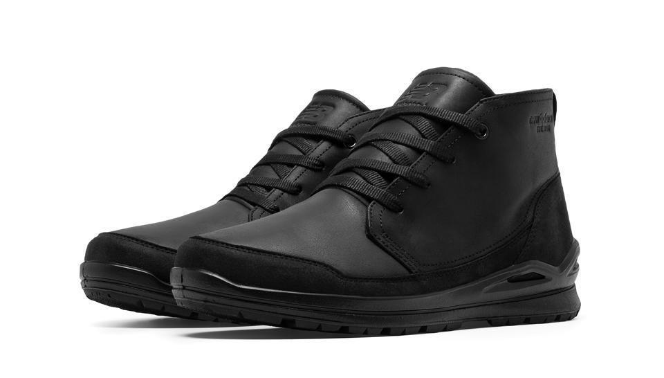 Hombres Aire Libre New Balance Chukka 3020 botas, Negro-BM3020BK