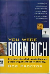 You Were Born Rich By Bob Proctor 59 Off With Free Shipping Ebay