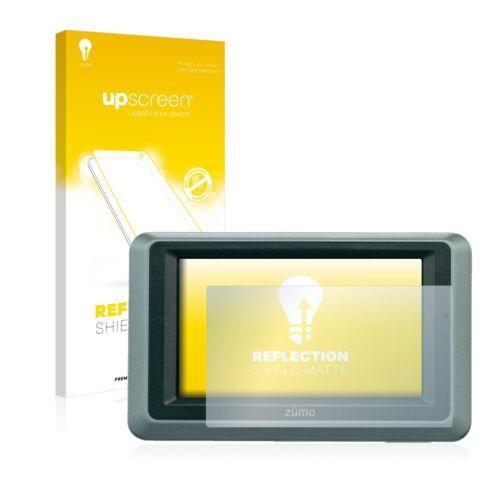upscreen Reflection Schutzfolie für Garmin zumo 660LM Displayschutzfolie Matt