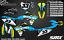 2018 Suzuki RM-Z 450 RMZ graphics decals kit stickers AMA motocross dirt bike MX
