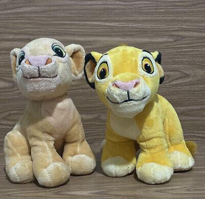 Disney Lion King Simba and Nala Kissing Cubs Magnetic ...