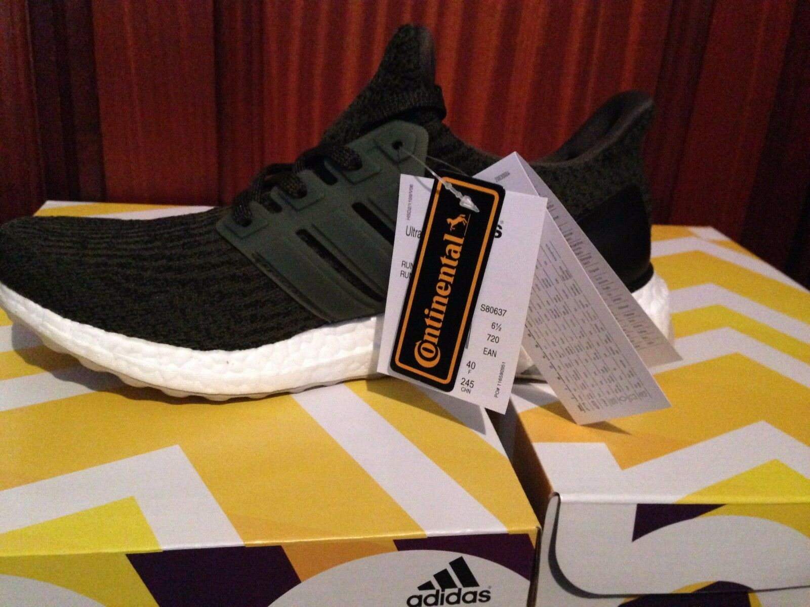Adidas Ultra Boost 3.0 Night Cargo     Olive S80637 -  US 7 and US 7.5 - SOLD OUT 0265b3