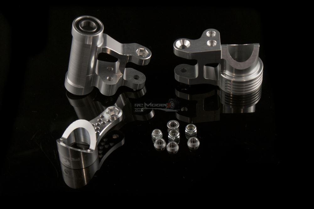 BRACCIO sterzo fidracing Set FID040 upgrade per LOSI 5ive & KM X2