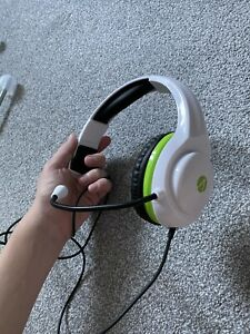 Stealth Stereo Gaming Headset Para Xbox Blanco