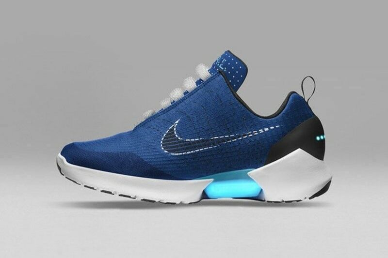 Nike hyperadapt royal Tinker bluee, new in box, size 14