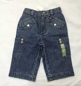 NWT Gymboree Boys Pull on Jean Ribbed Waist Jersey Lined Outlet 5,7