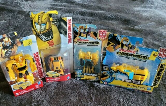 Bumblebee transformers - x4 pcs - USA seller - Lowest Price