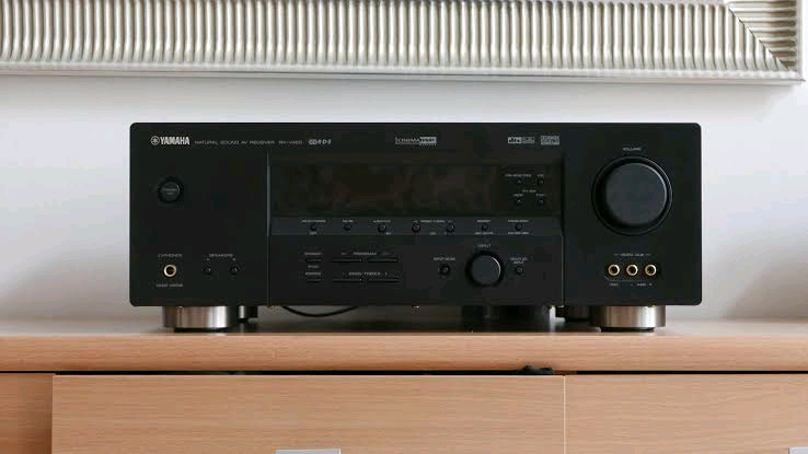 FOR SALE OR SWAP - YAMAHA AV RECEIVER AMPLIFIER IN EXCELLENT CONDITION