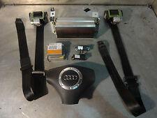 Audi TT 8N 98-06 MK1 225 Quattro 1.8T airbag set ECU 8N0959655B belts sensors