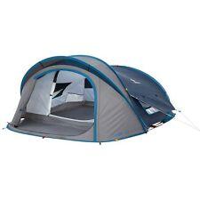 (US Warehouse)Quechua Waterproof Pop Up Camping Tent 2 Seconds XL AIR III, 3 Man