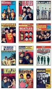 The-Beatles-on-Magazine-Covers-Trading-Card-Set