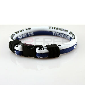 power ionic ion titanium sports 2 ropes colors bracelet. Black Bedroom Furniture Sets. Home Design Ideas