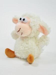 Laberschaf-plappert-alles-nach-Labertier-Laber-Schaf-Pluesch-lustig-Lamm