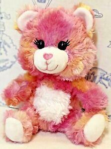 Build A Bear Hearts and Hugs Bear Slipper Small Pink
