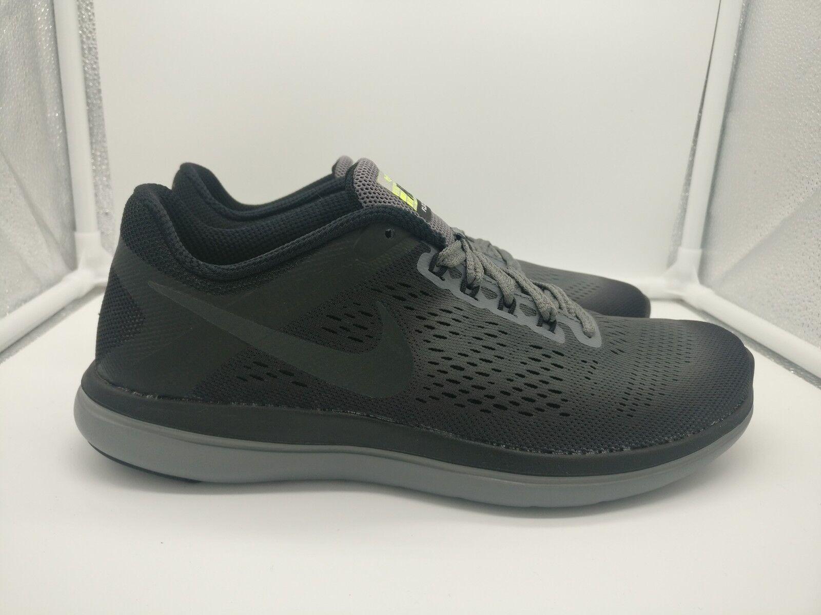 Nike femmes Flex 2018 RN Shield4 Cool Gris Hematite Noir 852447-001