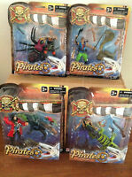 Pirates Expeditions Toy (tesco) 4 Types Available Age 3+ Bnib