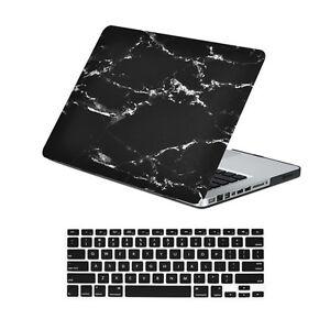 "Matte Chevron HOT BLUE Hard Case Keyboard Cover for Macbook White 13/"" A1342"