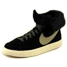 Nike Wmns Blazer High Roll  Women US 5 Black Sneakers UK 2.5 Seconds  10629